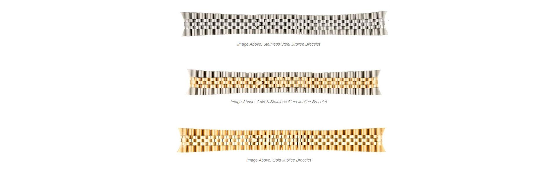 Jubilee Bracelets Repair