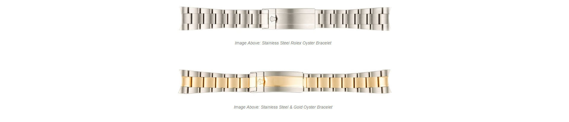 Oyster Bracelets Repair